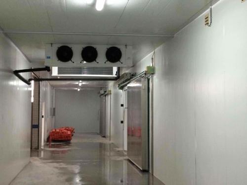 小型冷库的分类、安装及施工