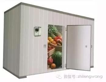 冷库安装系统内不能有杂质