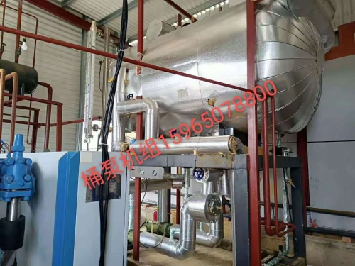 潍坊桶泵机组